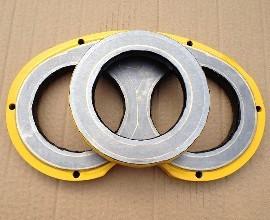 混凝土泵车配件:眼镜板