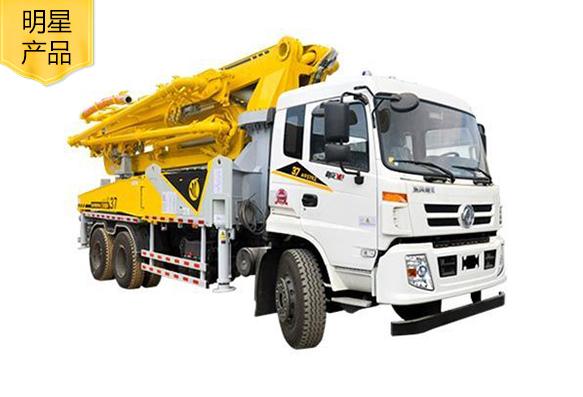 49米混凝土泵车